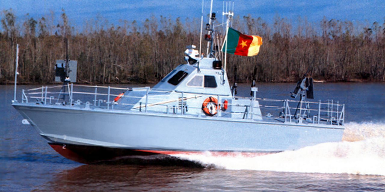 12-Meter-Patrol-Boat
