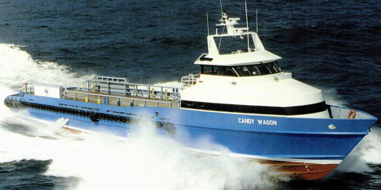 145-Foot-Crew-Boat