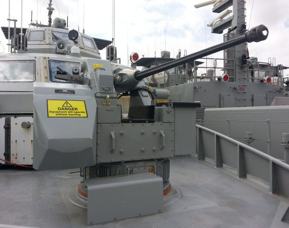 Weapon Systems and Guns