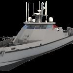 45m Fast Patrol Vessel