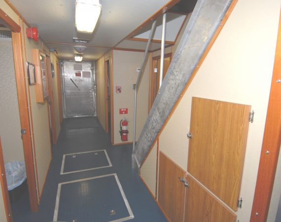 Interior - Crew Facilities