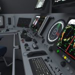 Electronics and Command Center (45 Fast Patrol Boat)