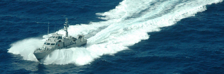 Patrol Boat 35 Meter