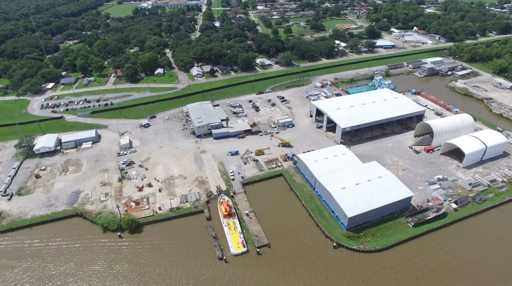 Shipyard Aerial 4 RUST ROOF FIXED